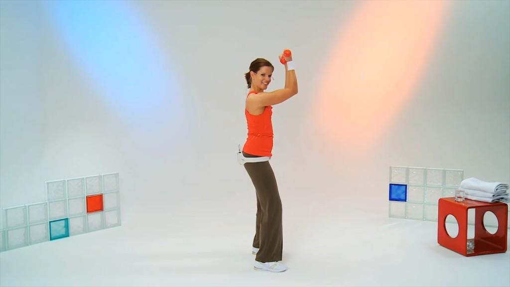 Nadine´s Fatburner 2 Arme & Rücken & Bauch