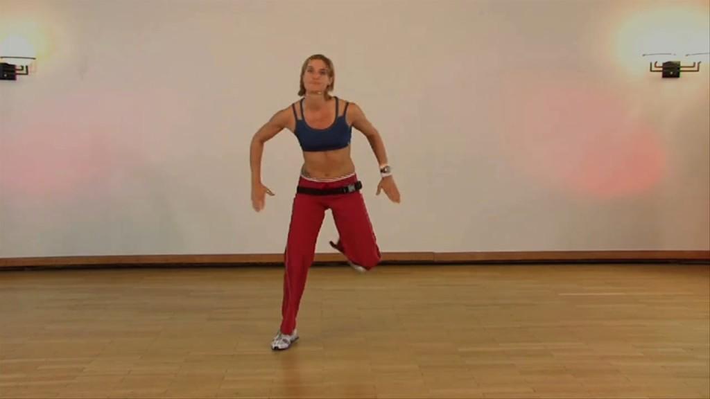 Jennifer´s Cardio Workout