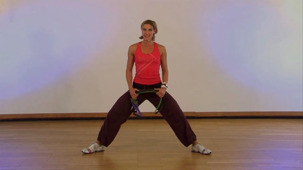 Jennifer´s Fatburner Workout 2