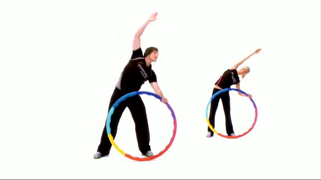Powerhoop Workout 1